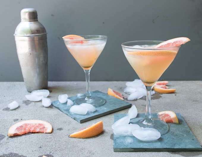 whiskey grapefruit cocktail
