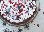 golbin tart with spiders