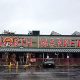 north market outside