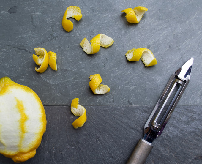 lemon twists